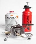 Мультитопливная горелка Kovea KB-0603 Booster +1